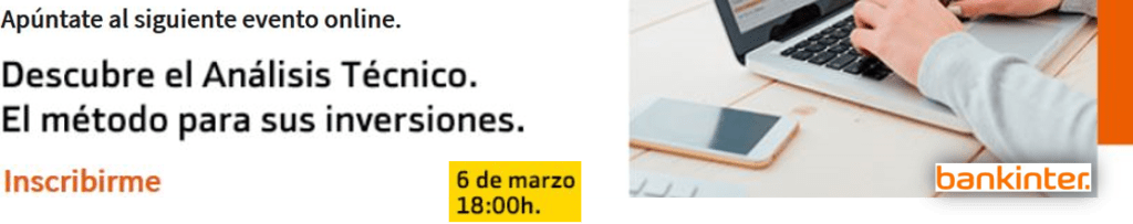 Bankinter broker evento online -