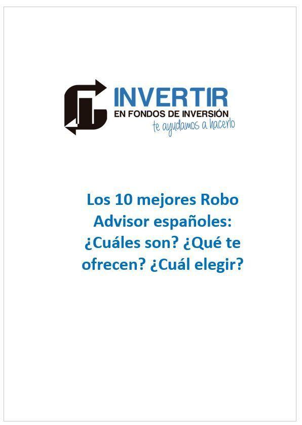 Los 10 mejores Robo Advisor españoles