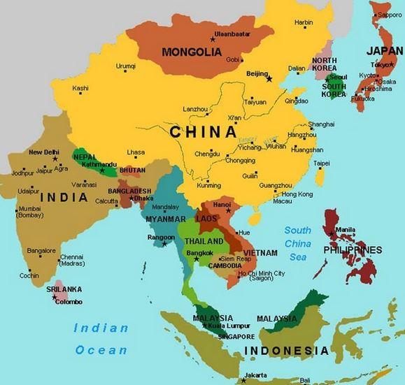 invertir en emergentes 2018, economia asia