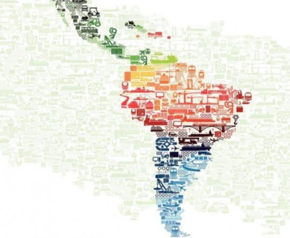 invertir en fondos emergentes 2018, latam economy