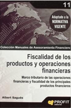 libro fiscalidad de los productos y operaciones financieras