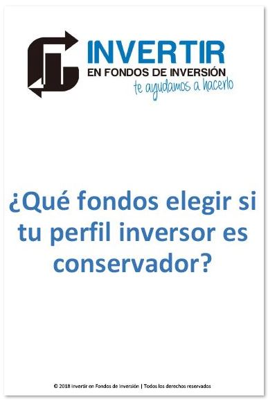 tipos de fondos de inversion, categorias fondos de inversion