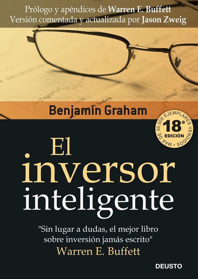 modelo de inversion value, libro el inversor inteligente