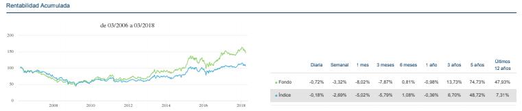 riesgos de los fondos de inversion, mg japan