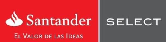 fondos inversion santander select