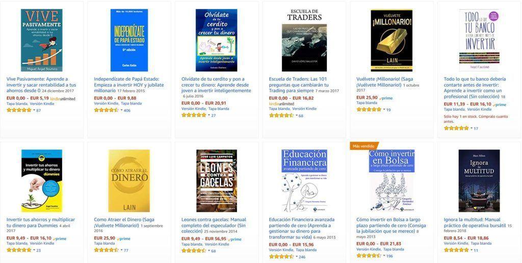 mejores libros inversion
