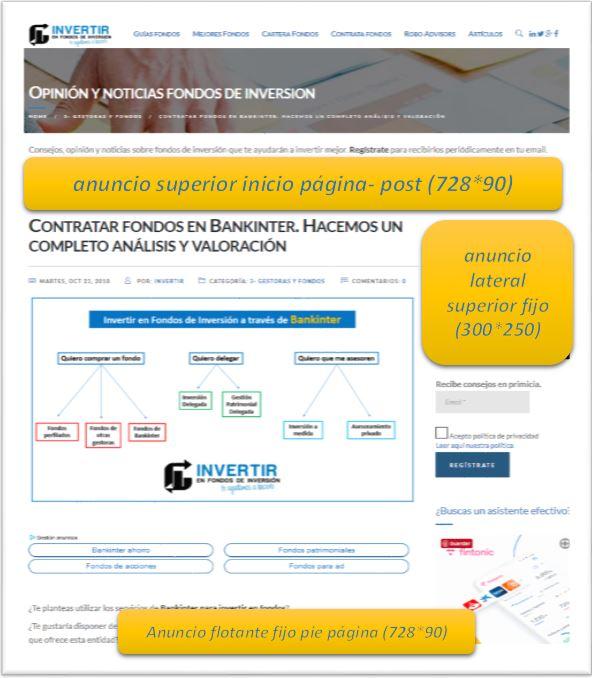 publicidad fondos de inversion