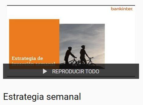estrategia de mercados bankinter