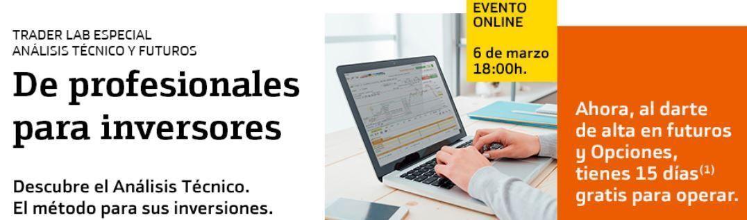 evento analisis tecnico bankinter