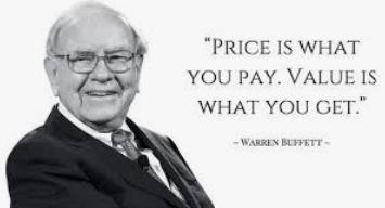 warren buffet magallanes value