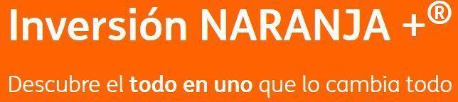 inversion naranja + ing