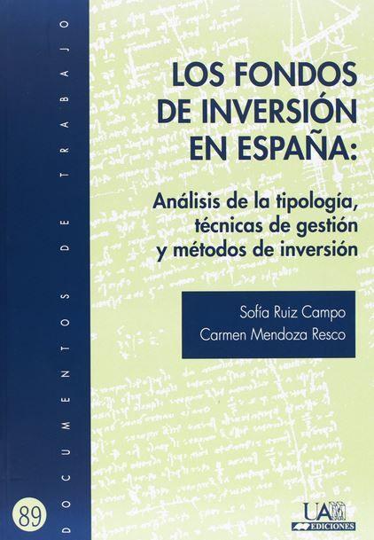 libros fondos de inversion