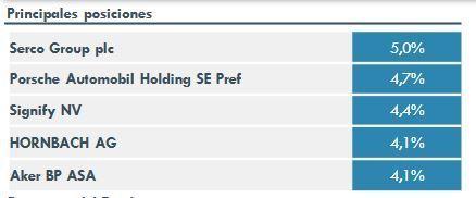 principales posiciones magallanes european equity