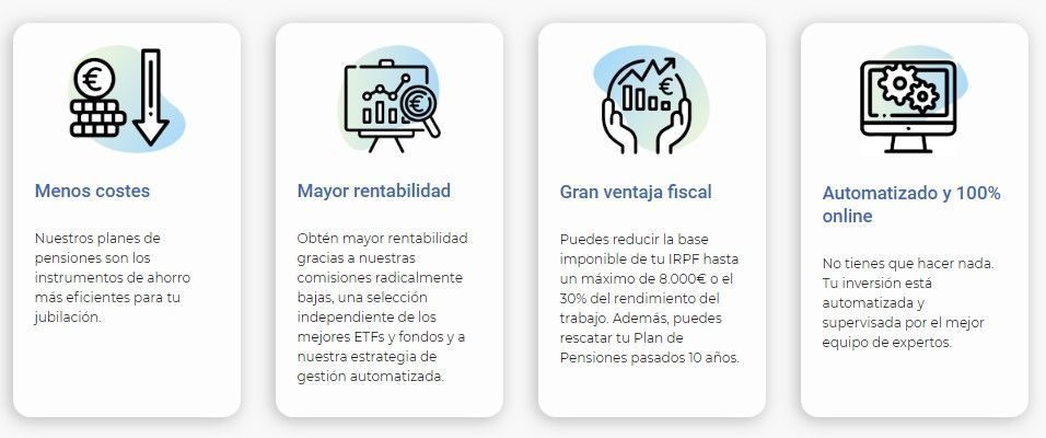 opinion planes de pensiones finanbest