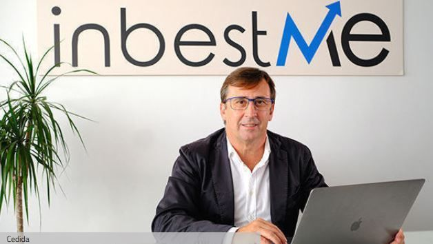 Fundador InbestMe Jordi Mercader