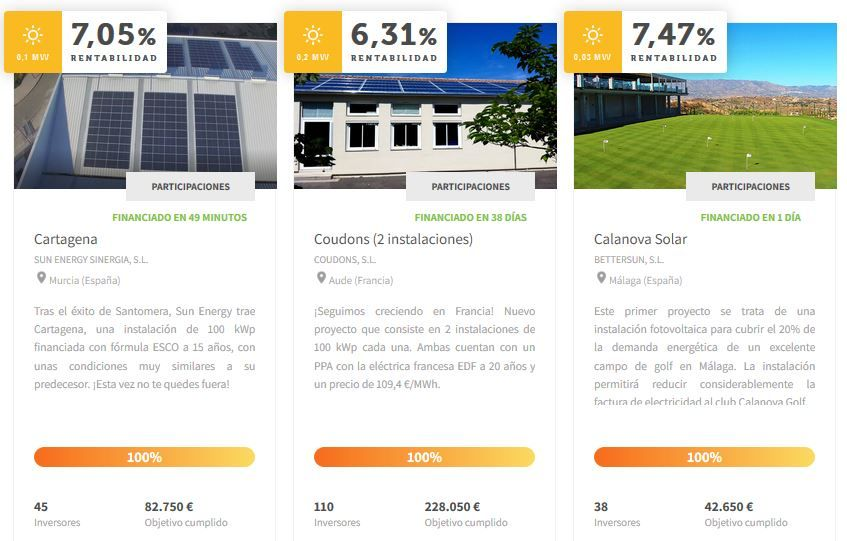 crowdfunding energias renovables, fundeen